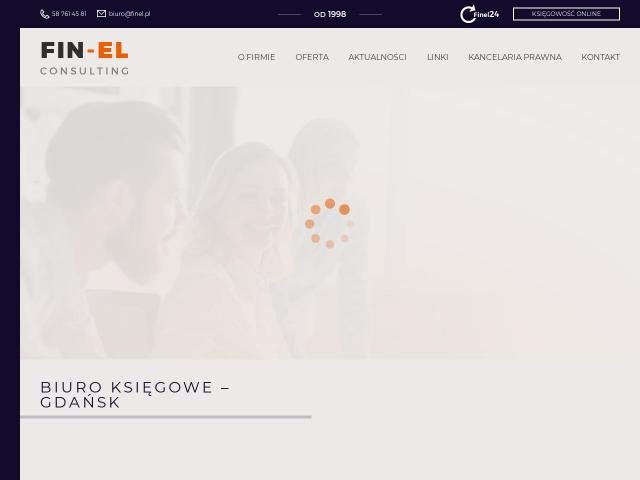 Biura rachunkowe Gdańsk - FIN-EL Consulting s.c.